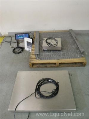 Weigh tronix DWS3030-01 Floor Scale