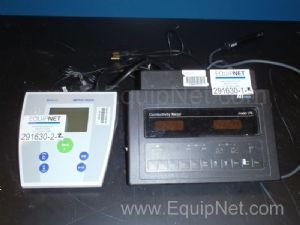 Lot of Miscellaneous Lab Equipment PH Meter/Conductivity Meter