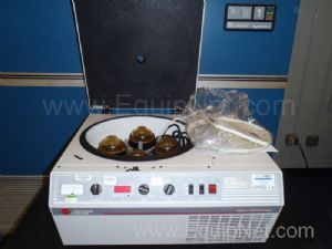 Beckman Allegra 6R Centrifuge With GH 3.8 Rotor