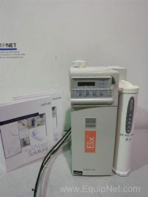 Millipore Elix-3 Benchtop Ultrapure Water System