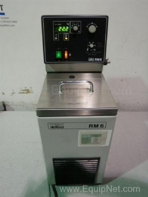 MGW Lauda RMS6 Circulating Water Bath