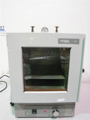 VWR Scientific 1400E Laboratory Benchtop Vacuum Oven
