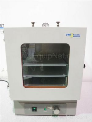 VWR Scientific 1400E Laboratory Vacuum Oven