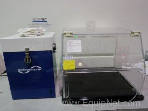 Flow Sciences FS2010BKGVA 2-foot VBSE Benchtop Fume Hood