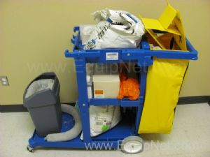 Emergency Spill Cart