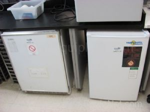 Lot of 5 Assorted Laboratory Refrigerators and Freezers