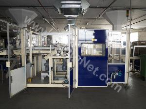 Cermex E754 Combined case erecting and stuffing machine