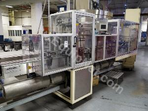Lanfranchi Autronic  PET bottle conveying and unscrambling