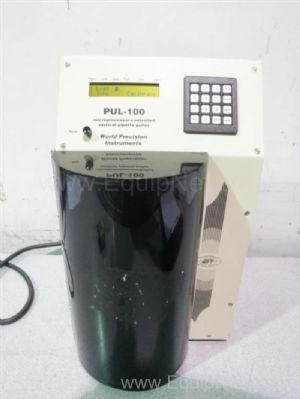 WPI PUL-100 Microprocessor Controlled Vertical Pipette Puller