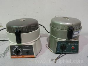 Lot of 2 IEC MB Centrifuges