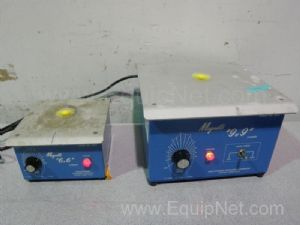 Lot of 2 Cole-Parmer Magnetic Stirrers