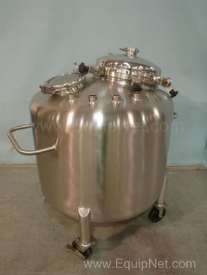 Pure-Flo MPC 500 Liter Stainless Steel Vessel