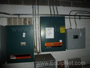 One Lot Of (3) Reliance AC Drives