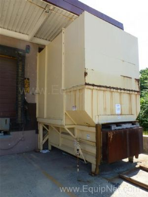 Wastequip Accurate 245HD Stationary Compactor