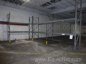 (3) Sections Of Warehouse Racking