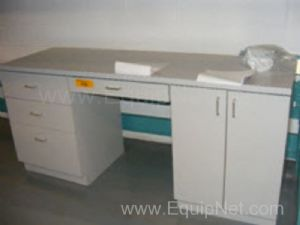 Lot of Assorted Desk Cabinets