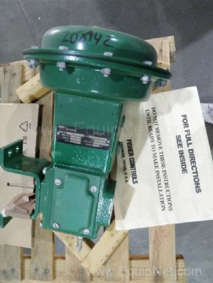 Fisher 1052 Rotary Actuator
