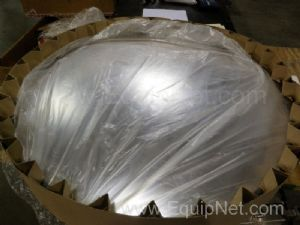 Silver 30'' Traffic Safety Mirrors