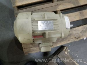 General Electric 5K82156SP201A 10HP Electric Motor