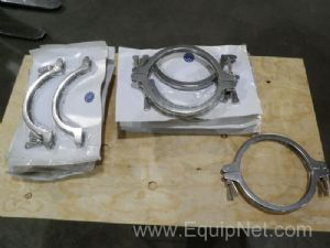 Lot of 10 Powder Systems P-Clam-0046 Clamp