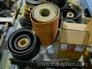 Lot of 8 Belt for Conveyors