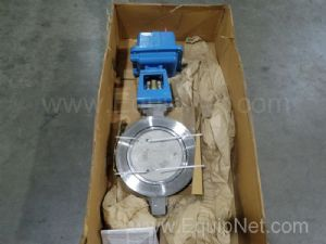 Jamesbury 815W-11-3600-MT 12'' Butterfly Valve