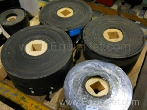 Lot of 4 Belt for Conveyors