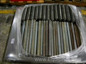 Large Lot of Conveyor Rollers
