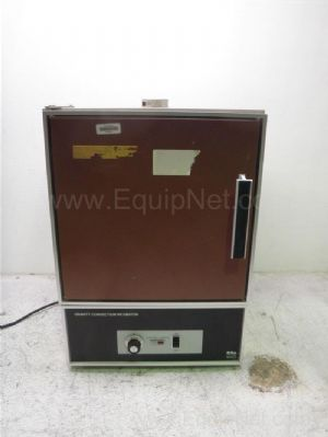 GCA Model 2 Gravity Convection Incubator