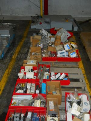 Lot of Misc Electrical Parts and Components