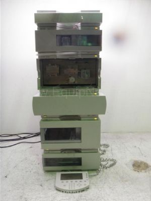 Agilent 1100 Series HPLC System with Well Plate Autosampler