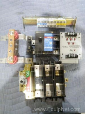 Lot of 13 Assorted Electrical Components