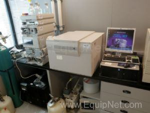 Agilent LC/MSD Trap XCT Mass Spectrometer with 1100 Series HPLC