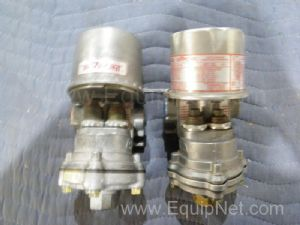 Lot of 2 Asco Tripoint Pressure Switch