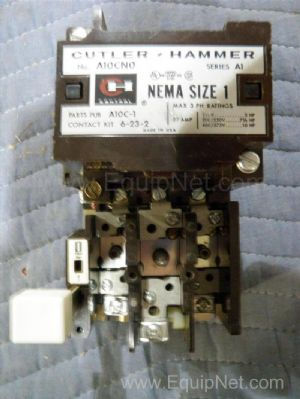 Cutler-Hammer A10CNO 3 Phase Circuit Breaker