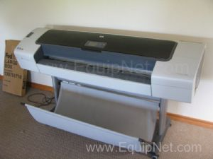 Hewlett Packard Plotter Model Designjet T1100PS
