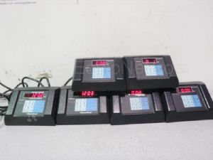 Lot of 6 Assorted Model Chrontrol Programmable Timed Controllers