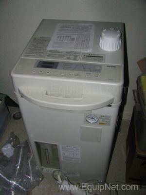 Sanyo MLS-3781L Top Loading High Pressure Autoclave