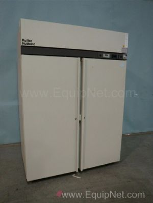 Puffer Hubbard LR450A21 Double Door Lab Refrigerator