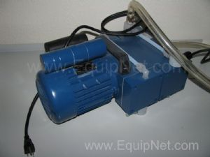 Ilmvac Vacuum Pump Model 4000512-19