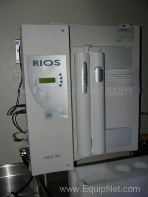 Millipore RIOS 50 Water Purification System