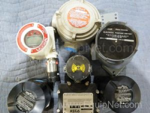 Lot of 6 Assorted Electrical Components