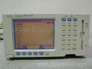 Shimadzu SCL-10Avp System Controller