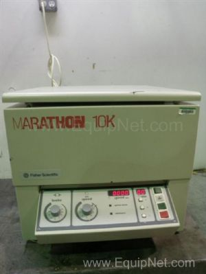 Fisher Scientific Marathon 10K-Z510 Benchtop Centrifuge