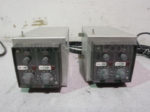 Lot of 2 Custom Variable Duty Cycle Timer Voltage Controllers