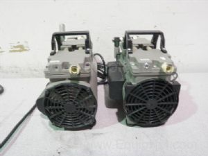 Lot of 2 Dynex 2628CE44-358A Vacuum Pumps
