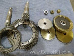 Lot of 11 Miscellaneous Gears