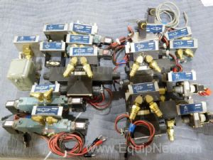 Lot of 16 Lab-Volt Switches