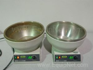 Lot of 2 Buchi B-481 Water Baths