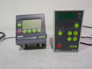 Lot of 2 Buchi Vacuum Controllers